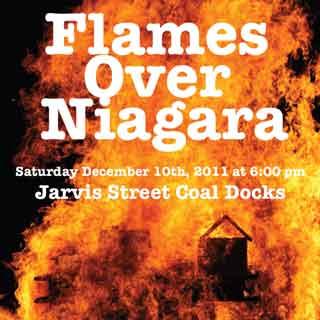 Flames over Niagara